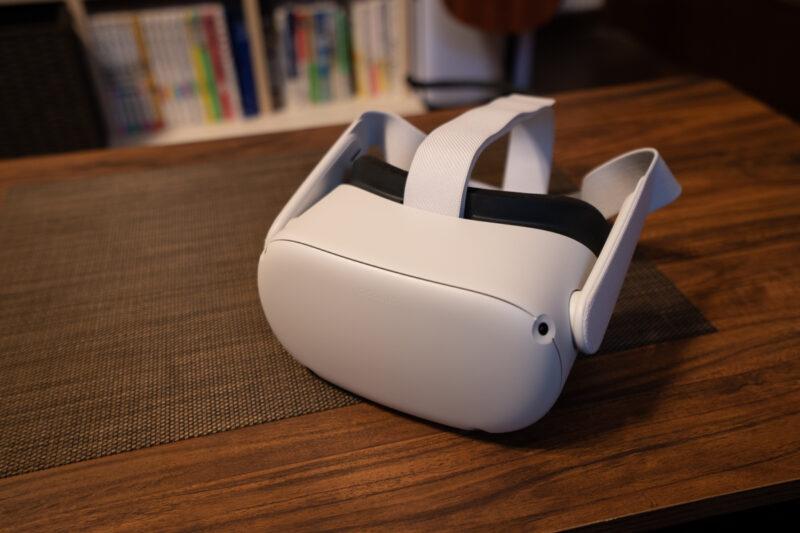 Oculus Quest2本体