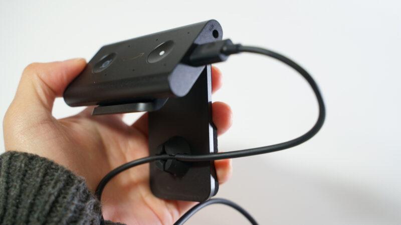 Amazon Echo Auto USBケーブル有線接続
