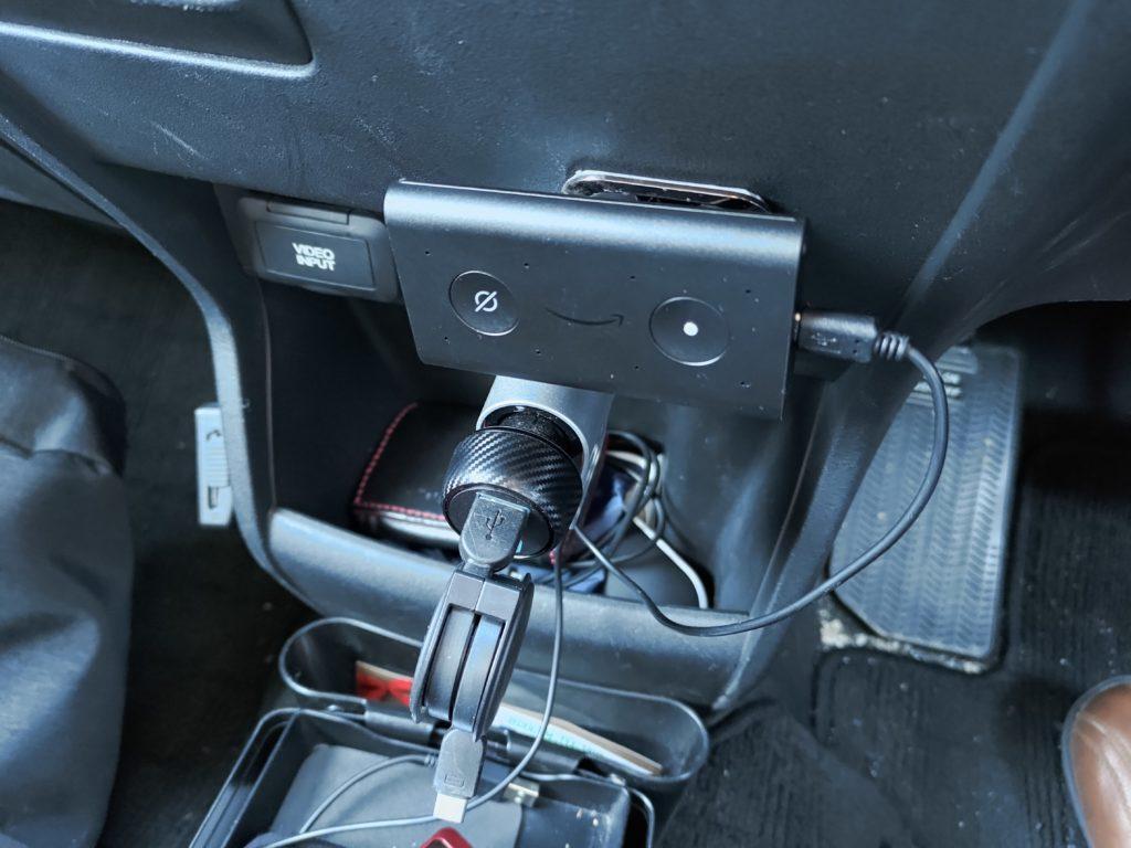 Echo Auto ECPAW 車載ホルダー