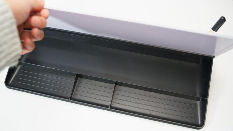 MEMOTTEマルチ収納ボード 収納スペース
