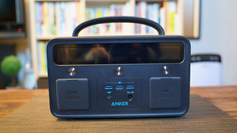 Anker PowerHouse II 400 外観