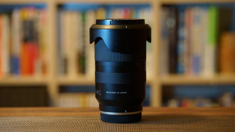 TAMRON 28-75mm F/2.8 Di III RXD (Model A036) レンズ概要