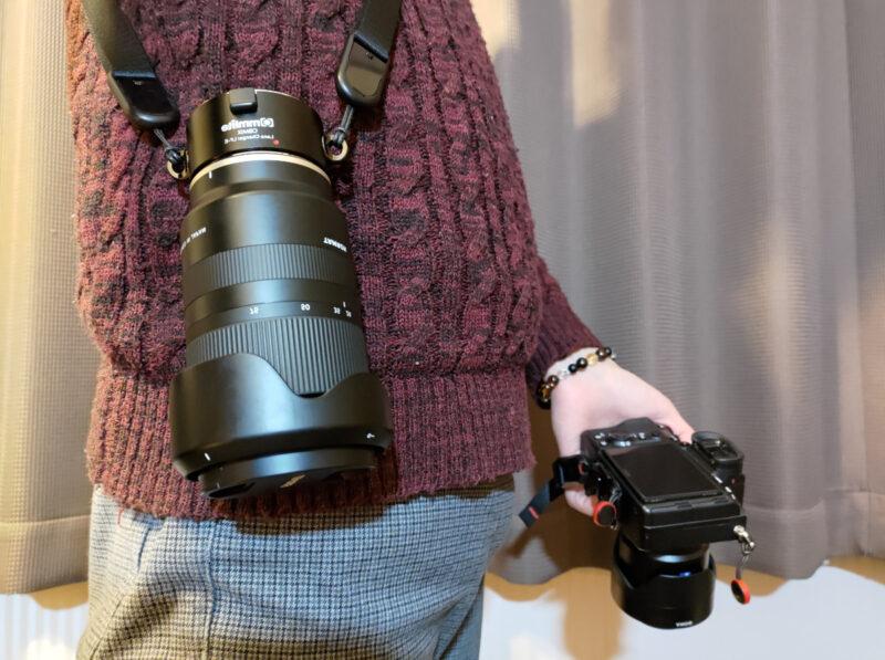 TAMRON 28-75mm F/2.8 Di III RXD レンズフォルダー