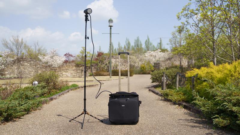 FOSOTO 小型ライトスタンドFT-140DJ