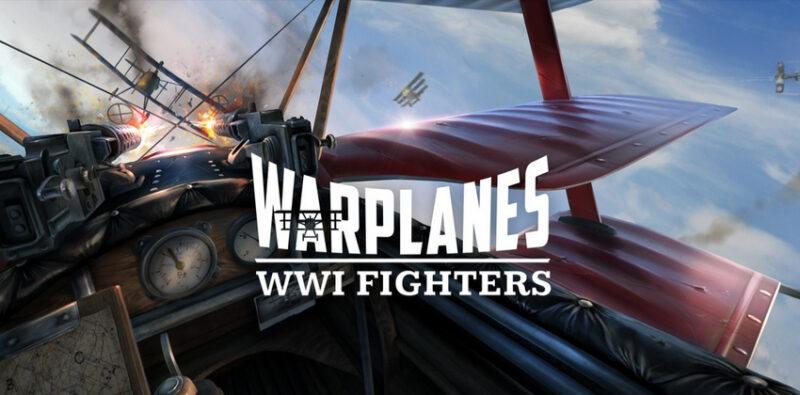 Warplanes: WW1 Fighters