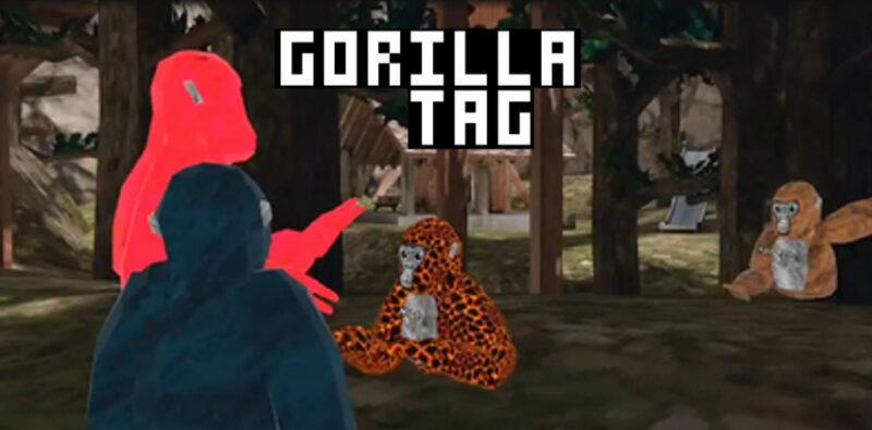 Gorilla Tag