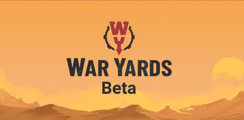 War Yards Beta