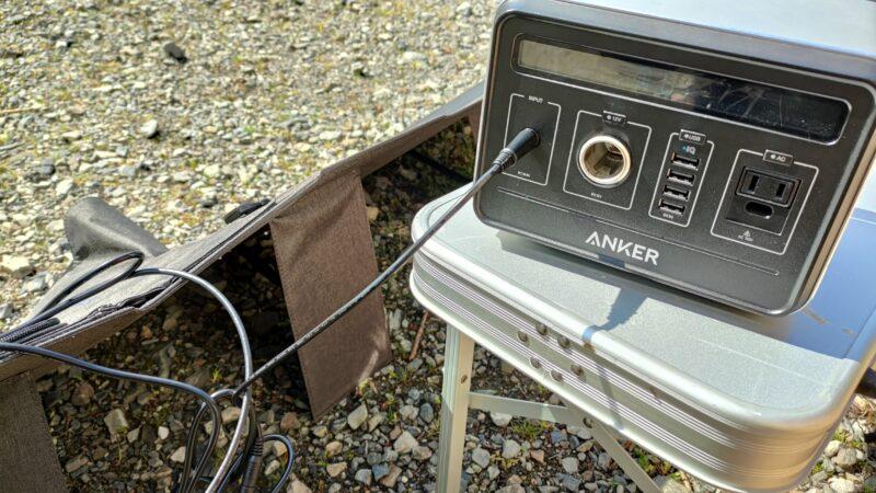 Hypowell ソーラーパネル120W Anker PowerHouse