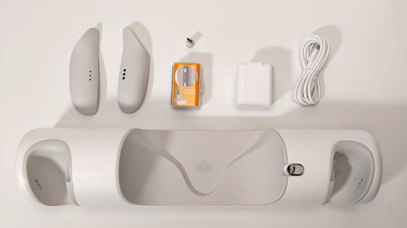 Anker ChargingDock OculusQuest2専用充電ドック 付属品 一式