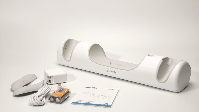 Anker ChargingDock OculusQuest2専用充電ドック セット一式