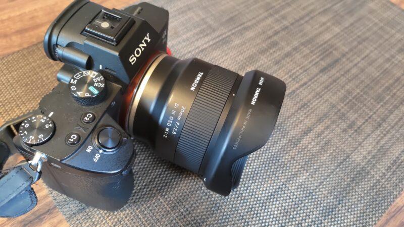 タムロン 20mm F/2.8 Di III OSD M1:2 広角単焦点レンズ
