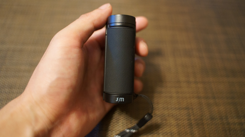 スマートフォン用カメラグリップ、ShutterGrip2