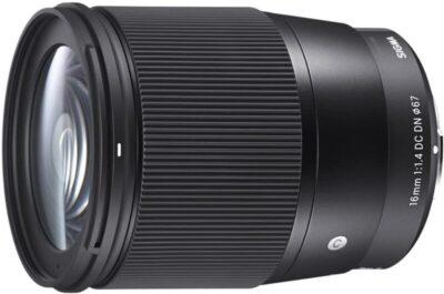 SIGMA 16mm F1.4 DC DN   Contemporary C017