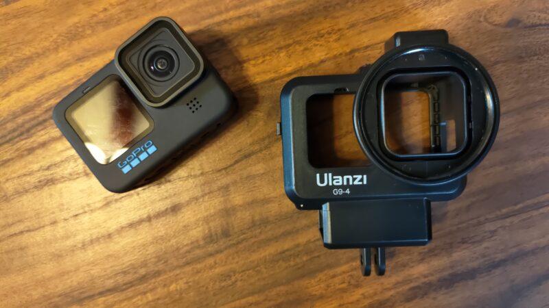 Ulanzi G9-4 多機能マウント保護ケース