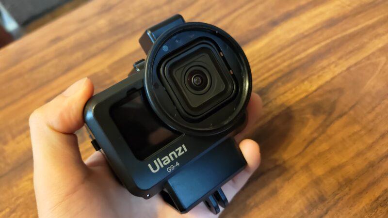 Ulanzi G9-4 多機能マウント保護ケース 外観